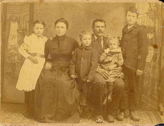 James William Hayden